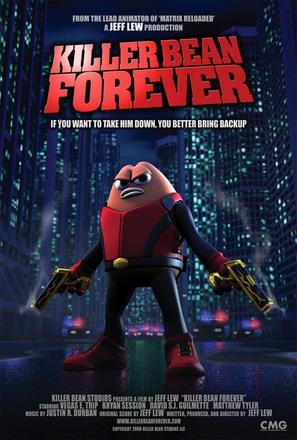 Killer Bean Forever - Movie Poster (thumbnail)