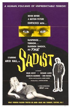 The Sadist - Movie Poster (thumbnail)