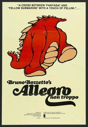 Allegro non troppo - Movie Poster (thumbnail)