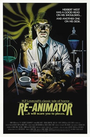 Re-Animator - Movie Poster (thumbnail)