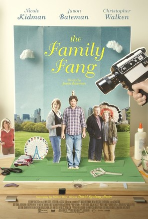 The Family Fang - Movie Poster (thumbnail)