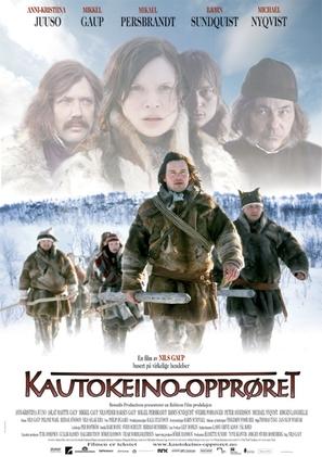Kautokeino 1852 - Norwegian poster (thumbnail)