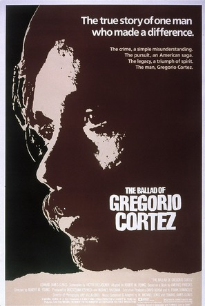 The Ballad of Gregorio Cortez - Movie Poster (thumbnail)