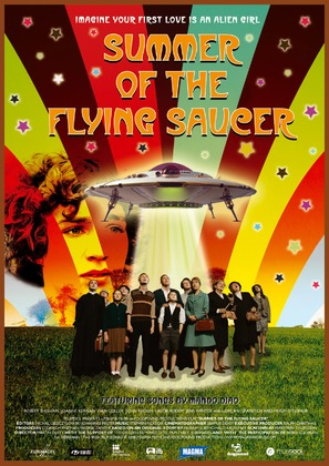 Summer of the Flying Saucer - Swedish Movie Poster (thumbnail)