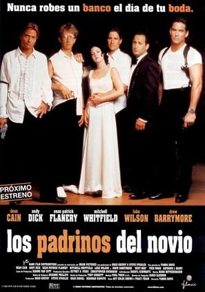 Best Men - Spanish Movie Poster (thumbnail)