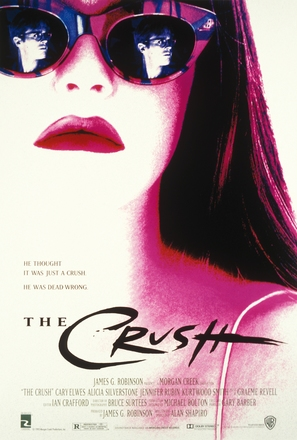 The Crush - Movie Poster (thumbnail)