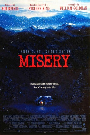 Misery - Movie Poster (thumbnail)