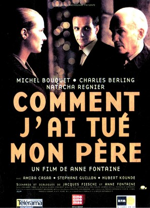 Comment j'ai tuè mon pére - French Movie Poster (thumbnail)