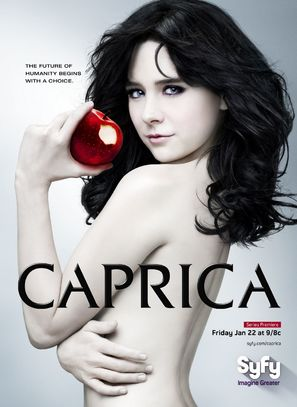"""Caprica"" - Movie Poster (thumbnail)"