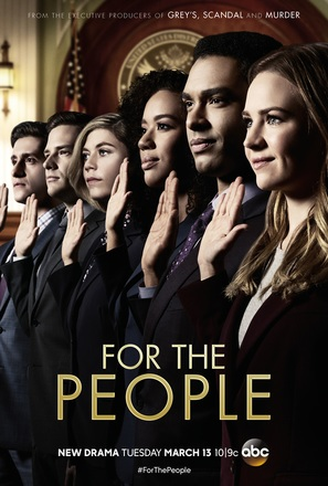 """""""For the People"""" - Movie Poster (thumbnail)"""