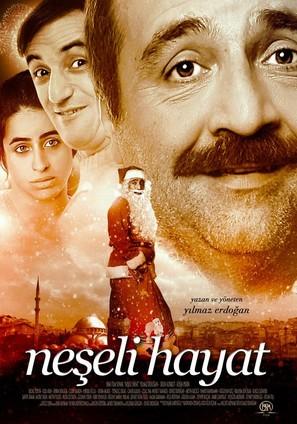 Neseli hayat - Turkish Movie Poster (thumbnail)