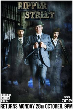 """Ripper Street"" - British Movie Poster (thumbnail)"