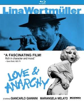 Film d'amore e d'anarchia, ovvero 'stamattina alle 10 in via dei Fiori nella nota casa di tolleranza...' - Blu-Ray cover (thumbnail)
