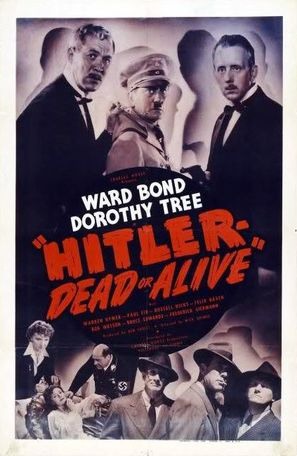 Hitler--Dead or Alive - Movie Poster (thumbnail)