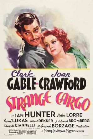 Strange Cargo - Movie Poster (thumbnail)