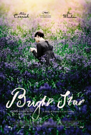 Bright Star - British Movie Poster (thumbnail)