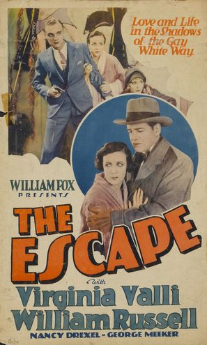 The Escape - Movie Poster (thumbnail)