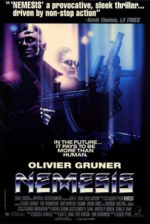 Nemesis - Movie Poster (thumbnail)