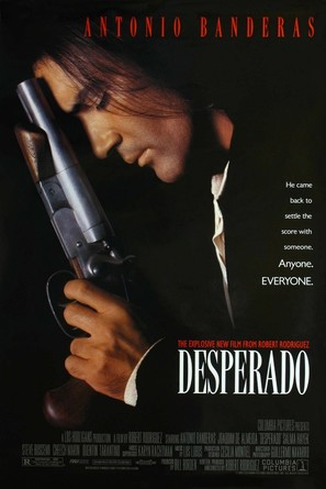 Desperado - Movie Poster (thumbnail)