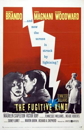 The Fugitive Kind - Movie Poster (thumbnail)