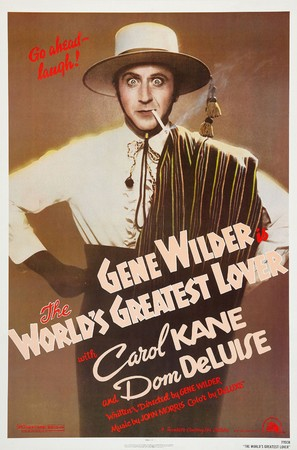 The World's Greatest Lover - Theatrical movie poster (thumbnail)
