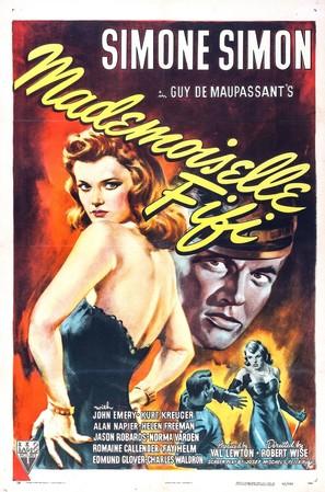 Mademoiselle Fifi - Movie Poster (thumbnail)