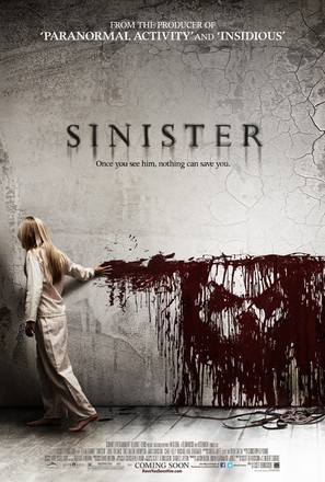 Sinister - Movie Poster (thumbnail)