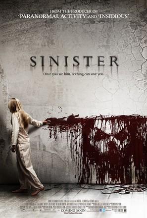 Sinister - Movie Poster (thumbnail)