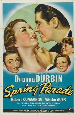 Spring Parade - Movie Poster (thumbnail)
