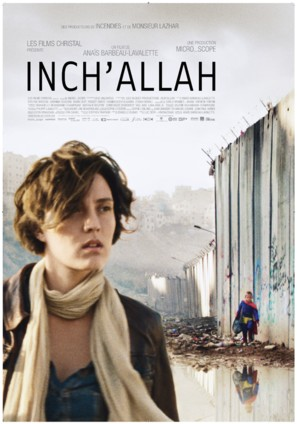 Inch'Allah - Canadian Movie Poster (thumbnail)