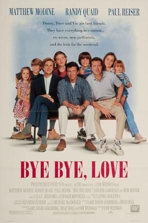 Bye Bye Love - Movie Poster (thumbnail)