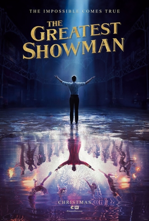 The Greatest Showman - Movie Poster (thumbnail)