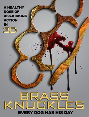 Brass Knuckles - Movie Poster (thumbnail)