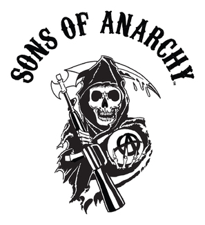 """Sons of Anarchy"" - Logo (thumbnail)"