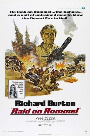 Raid on Rommel - Movie Poster (thumbnail)