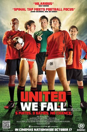 United We Fall - British Movie Poster (thumbnail)