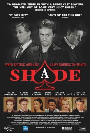 Shade - Movie Poster (thumbnail)