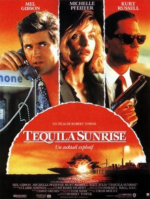 Tequila Sunrise - Movie Poster (thumbnail)