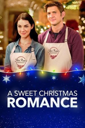 A Sweet Christmas Romance - Movie Poster (thumbnail)