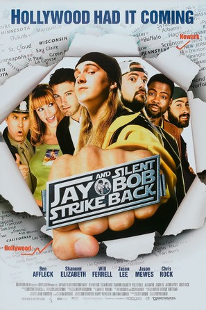 Jay And Silent Bob Strike Back - Movie Poster (thumbnail)