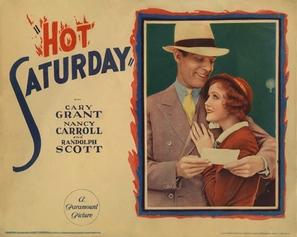 Hot Saturday - British Movie Poster (thumbnail)