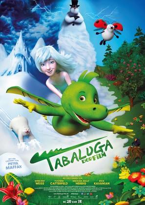 Tabaluga - German Movie Poster (thumbnail)