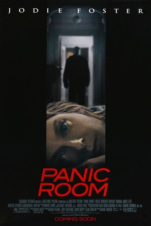 Panic Room - Movie Poster (thumbnail)