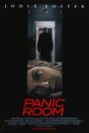 Panic Room - Movie Poster (thumbnail)