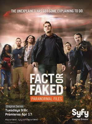 """Fact or Faked: Paranormal Files"" - Movie Poster (thumbnail)"