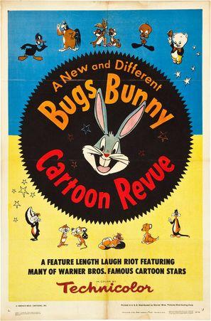 Bugs Bunny Cartoon Revue - Movie Poster (thumbnail)