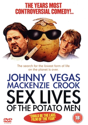 Sex Lives of the Potato Men - Movie Cover (thumbnail)