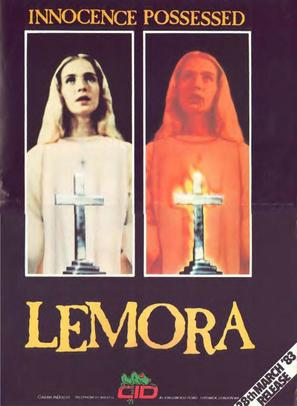 Lemora: A Child's Tale of the Supernatural - Video release poster (thumbnail)