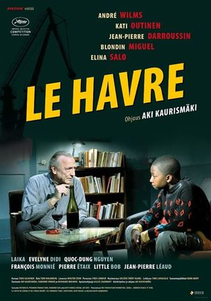 Le Havre - Finnish Movie Poster (thumbnail)