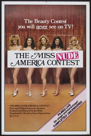 Miss Nude America - Movie Poster (thumbnail)